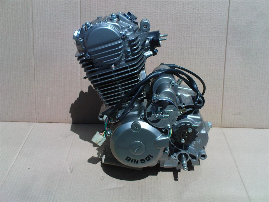 Motor Kompletn 156fmi C124801 Nahradni